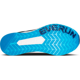 saucony Freedom ISO Shoes Men Black/Blue